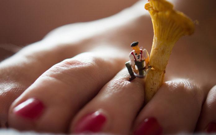 Як позбутися від грибка на ногах