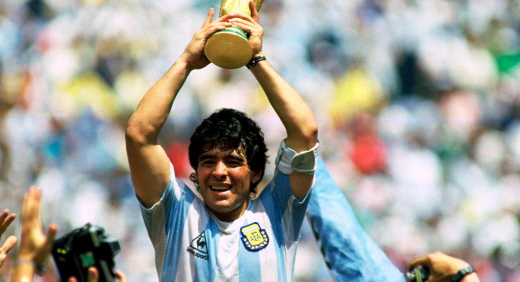 Умер футболист Диего Марадона - ему было 60 лет