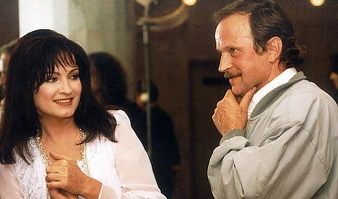 София Ротару с мужем