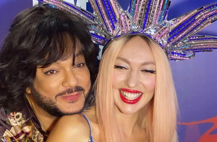 Киркоров и Полякова