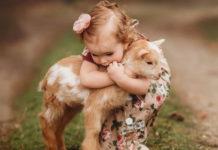 Діти і тварини