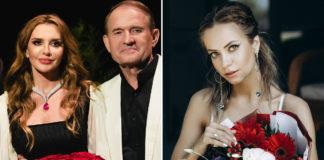 Невестка Оксаны Марченко и Виктора Медведчука Екатерина