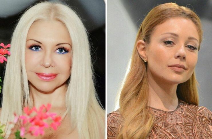 Людмила Балан и Тина Кароль