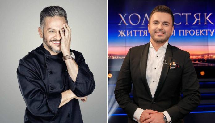 Ектор Хіменес-Браво і Григорій Решетник
