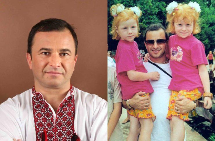 Виктор Павлик ищет рыжих девушек-близняшек