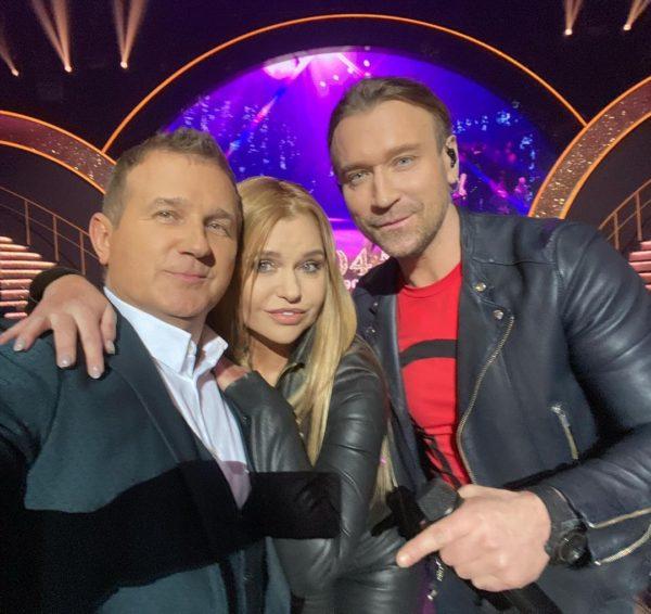 Юрий Горбунов, Таюне и Олег Винник