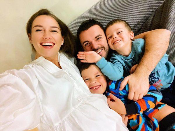 Счастливая семья Решетников