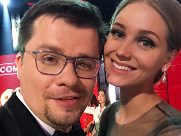 Гарик Харламов с бывшей женой