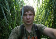 Дмитро Комаров в подорож