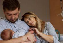 Анна Саліванчук показала свою родину