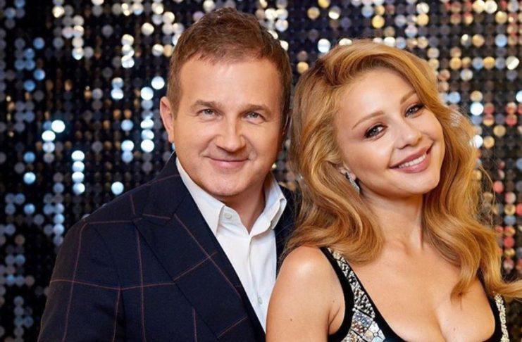 Тина Кароль и Юрий Горбунов выйдут на паркет