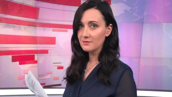 Соломія Вітвіцька осоромилася в ефірі 1 + 1