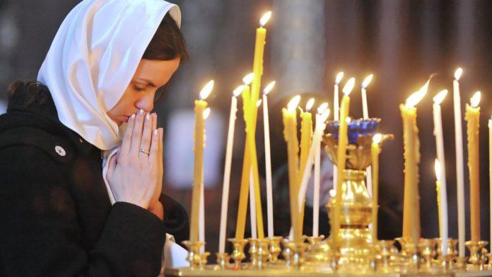Моліться з вірою!
