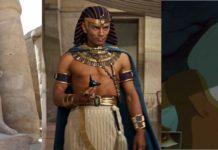 Злой фараон