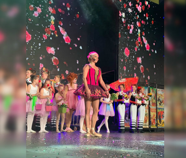 Спектакль Анастасии в Красногорске