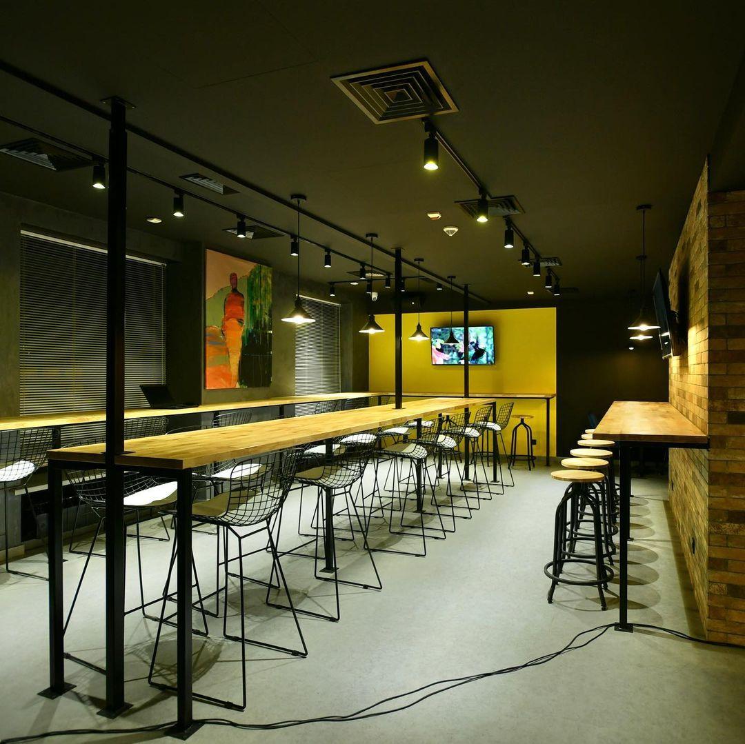 інтер'єр кафе