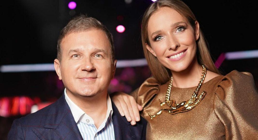 Юрий Горбунов показал ночные забавы с женой