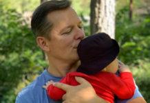 Олег Ляшко з сином