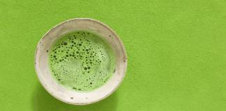 Все о зеленом чае матча