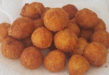 Картопляні кульки з хрусткою скоринкою