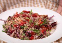 Апетитний салат на Новий рік