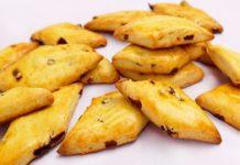 Печиво з родзинками за 10 хвилин