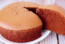 Пишний шоколадний пиріг