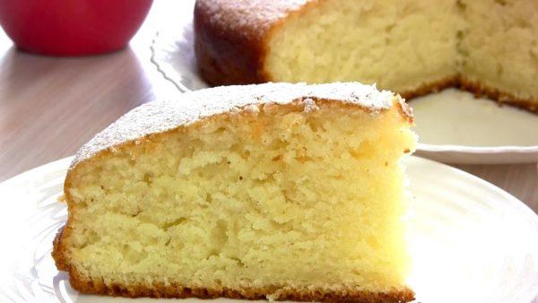швидкий пиріг на кефірі