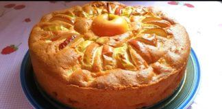 За 20 хвилин ви зможете приготувати пишний пиріг з яблуками