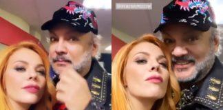 Анастасія Стоцька та Філіп Кіркоров разом засвітилися на публіці: солодка парочка