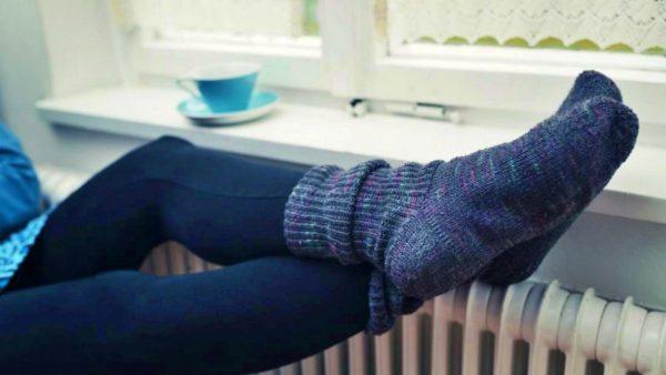 Согреваем ноги