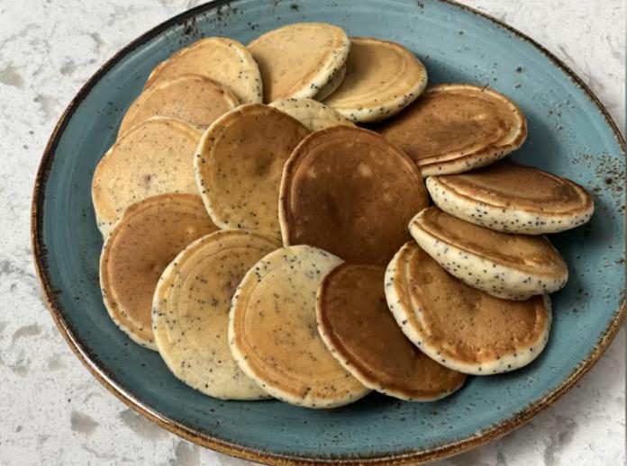 Панкейки на кефірі: рецепт Лізи Глінської
