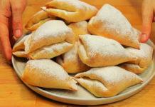 Незвичайне печиво з яблуками