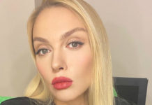 Оля Полякова приманила Вовчика Остапчука новим образом