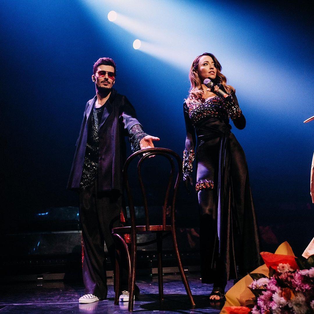 Вмеру и Стекло на останньому концерті