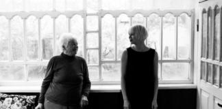 Ната Жижченко с бабушкой Валентиной Шленчик
