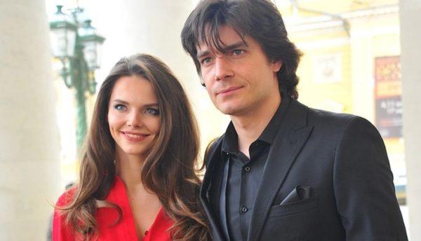 Максим Матвеев и Лиза Боярская