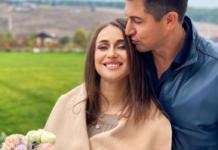 Андрій Джеджула з дружиною Юлією