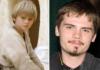 Джейк Ллойд в детстве и сейчас
