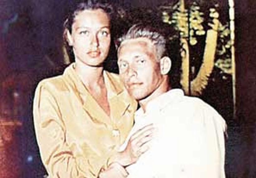 Сергій Глушко і перша дружина