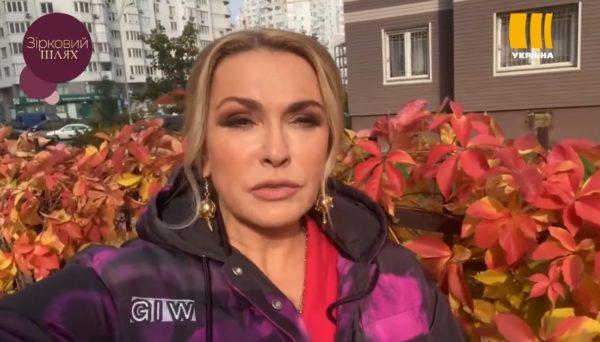 Ольга Сумская в программе «Зірковий шлях»
