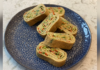 Омлет-рулет с овощами от Лизы Глинской