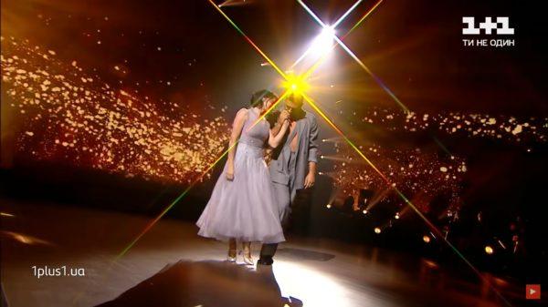 Надія Мейхер на Танцях із зірками