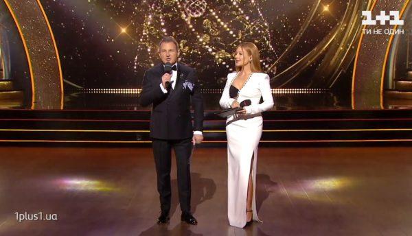 Юрий Горбунов и Тина Кароль в финале «Танцев со звездами» 2020