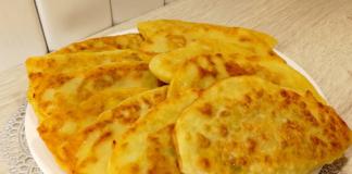 Незвичайні картопляні пиріжки зі смачною начинкою