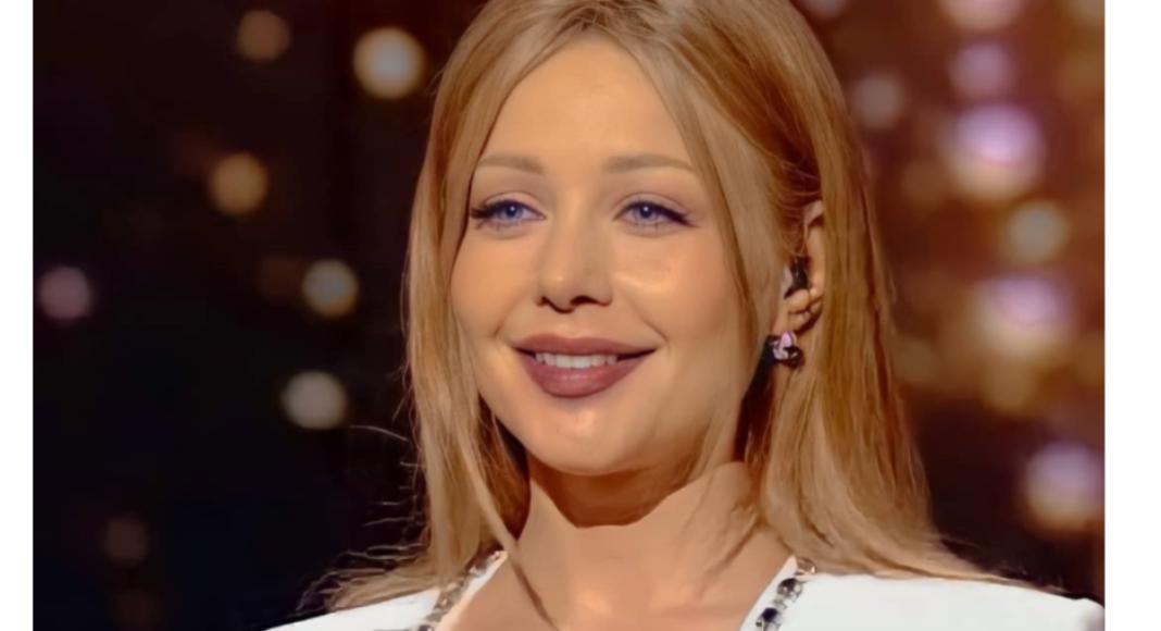 """Тина Кароль на финале """"Танцев со звездами"""""""