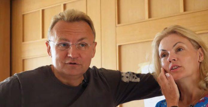 Інтерв'ю з Андрієм Садовим і його дружиною - як живе перша людина у Львові?