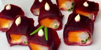 Оригинальный салат селедка под шубой