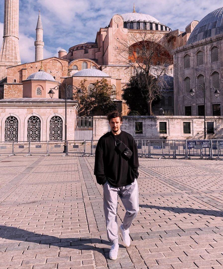 Тарас Цимбалюк в Стамбулі