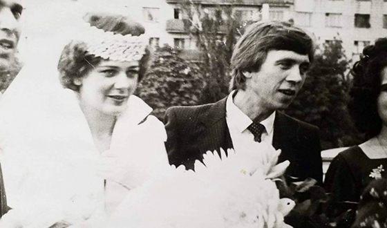 Родители Дмитрия Комарова